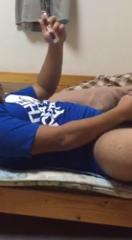 【本物ノンケ動画】俺んちオナニー!18歳、ノンケ柔道部員の発情オナニーを見てみる!