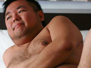 ガチデブの熊兄貴のエロい画像をどうぞ!笑顔が眩しいぜ!