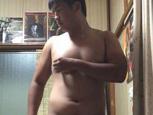 【本物ノンケ動画】うわっ!全日本プロレス練習生の流出㊙オナニー!これはチンポ反応するぞ!