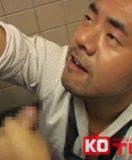 暑い夜はトイレでハッテン!ガチムチ兄貴が個室トイレで男をガン掘りしちゃっています!