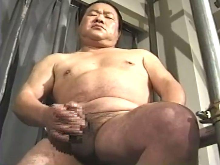【デブ親父動画】太マラ親父のエロオナニーを見てみる!