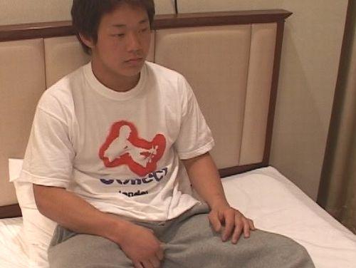 【本物ノンケ動画】買っちゃう?18歳のラガーマンの丸見えオナニーを見てみる!無料サンプル動画あり!