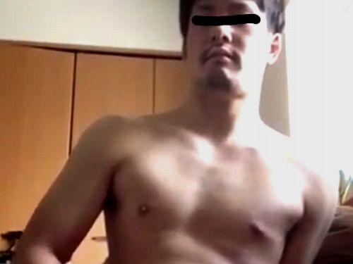 【本物ノンケ動画】30歳の元体育会系極上イケメン青年はちょっと脂が乗った感じ!激しくオナニーしちゃいます!