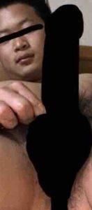 【本物ノンケ動画】ノンケのムチリーマンさんがエロやり納め!全裸オナニー!
