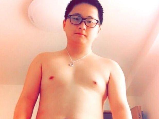 【デブ画像】かわいいぽっちゃり男子の裸を見てみる!