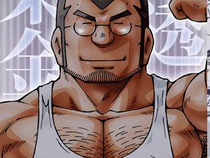 【体育会系エロコミック】大学柔道部の新入部員が先輩の性処理をさせられる!