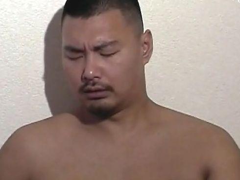 【デブ動画】カッコいい郷太君が男のデカケツを初体験!【無修正】