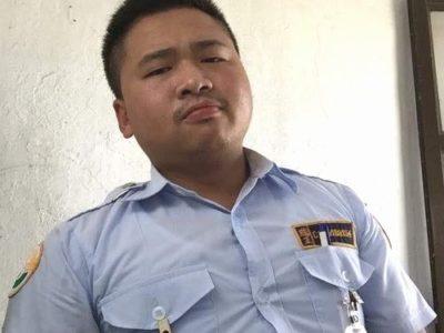 【デブ画像】アジア系の制服デブ熊画像
