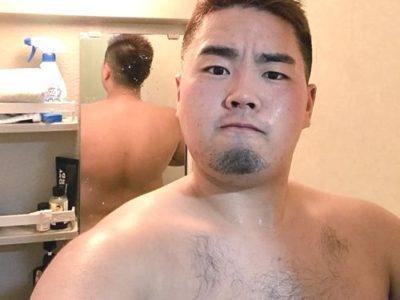 【デブ画像】カッコかわいい若デブ男子の体を観察!
