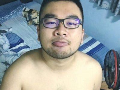 【デブ画像】触り心地のよさそうなガチデブ男子の裸!