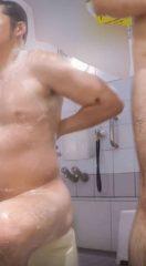 【本物ノンケ動画】新作!ガチムチ兄ちゃんのふてぶてしいチンポを観察!