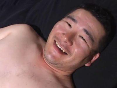 【デブ動画】ガチデブ熊の兄ちゃんが楽しくエロくカラミあう!