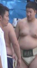 【本物ノンケ動画】セクシーな相撲部Vol.1 股間アップ・お尻アップ