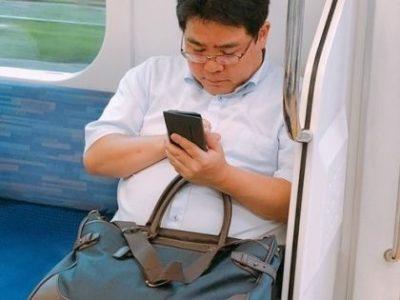 【ノンケリーマンデブ画像】通勤途中のリーマンさんの拾い画像。【6月13日追加更新】